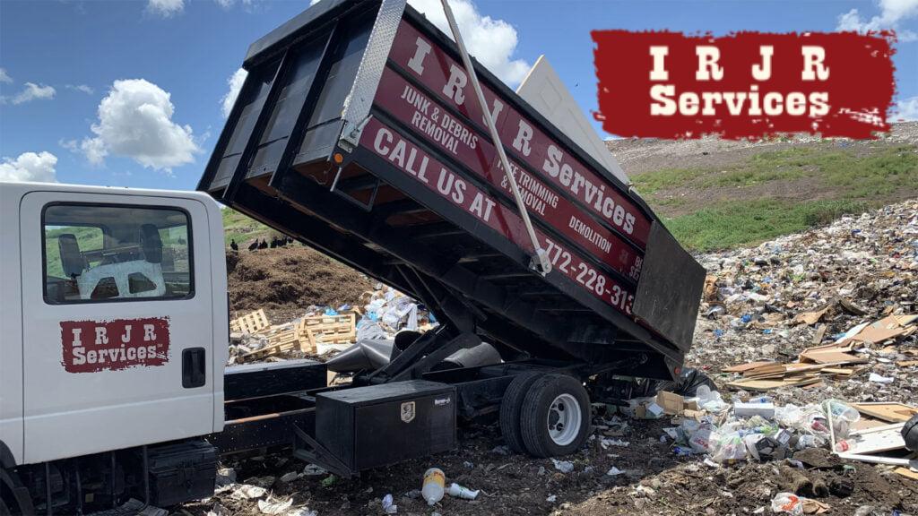 IRJR Services Junk Removal | iRJR Services