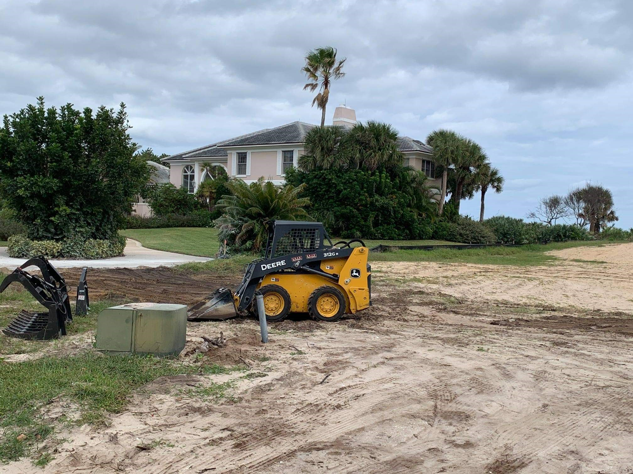 IRJR Services | Lot Clearing and Land Clearing